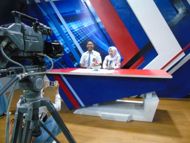 KEGIATAN OFF AIR BROCHASTING TV RI
